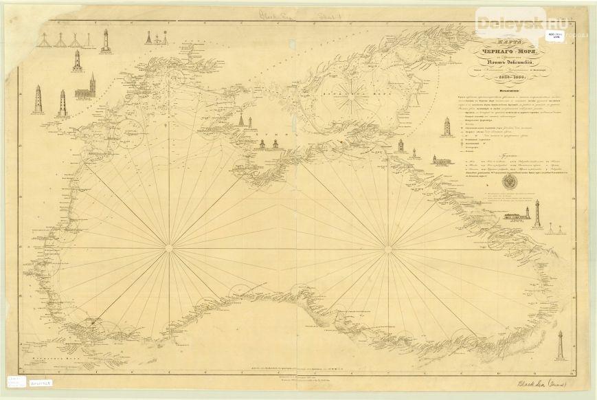 карта Манганари