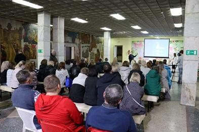 Ейчане обсудили предложенную концепцию благоустройства «Воронцовского проспекта»