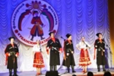Ейские кадеты стали дипломантами краевого фестиваля «Кубанский казачок»