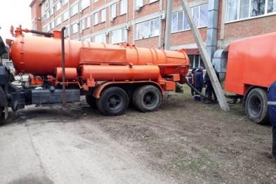 ГУП КК «Кубаньводкомплекс» приступил к промывке канализационных сетей в городе Ейске