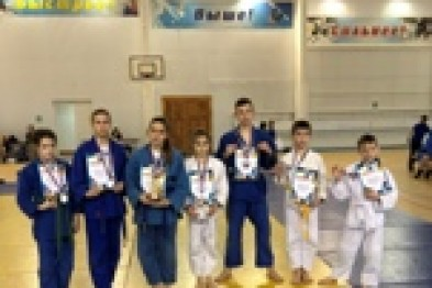 13 наград разного достоинства завоевали ейские дзюдоисты на соревнованиях в ст. Павловской