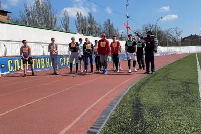 В Ейске стартовал весенний фестиваль Всероссийского физкультурно-спортивного комплекса ГТО