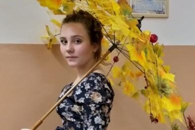 Ейчанка Виктория Велигура – успешно справилась с заочным этапом всероссийского конкурса