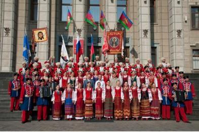 Кубанский казачий хор выступит в Ейске с новой концертной программой