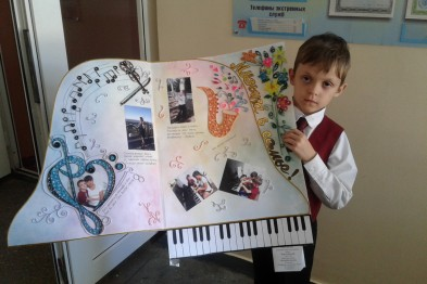 Итоги муниципального конкурса творческих проектов для обучающихся 1-4 классов «Музыкальный калейдоскоп»