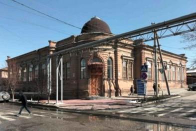 Исторические здания Ейска. Здание городского мужского начального Маламинского училища