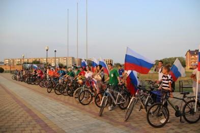В Ейске пройдёт велопробег в честь празднования Дня государственного флага Российской Федерации