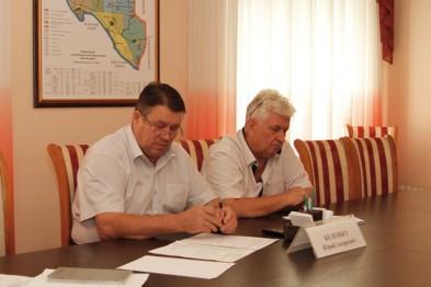 Руководитель муниципалитета провел личный прием граждан