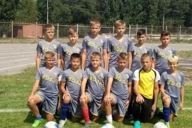 Ейские футболисты впервые стали победителями всероссийских соревнований