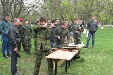 В  Ейске состоялась спартакиада допризывной молодежи