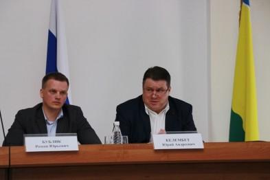 Глава Ейского района провел аппаратное совещание