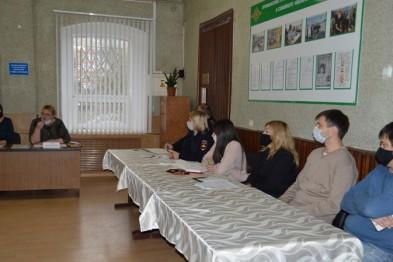 Состоялась рабочая встреча с руководителями аптек, осуществляющих свою деятельность на территории Ейского района