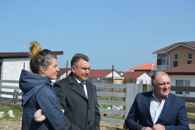 Сегодня глава Ейского района Виктор Ляхов с рабочим визитом посетил ст. Должанскую