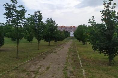 Глава Ейского района обратил внимание на парк за автовокзалом