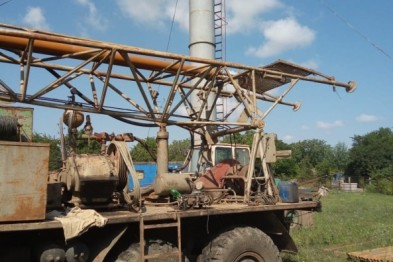 В Ейском районе ведется второй этап выполнения работ по капитальному ремонту артезианских скважин