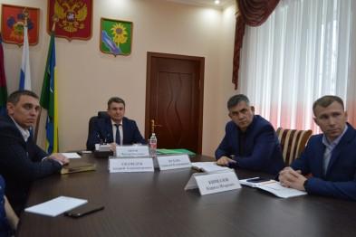 Глава Ейского района принял участие в совещании под председательством заместителя представителя президента РФ