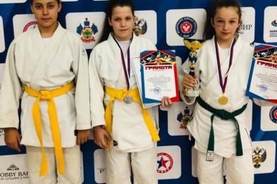 Ейские спортсменки завоевали медали межрегиональных соревнований