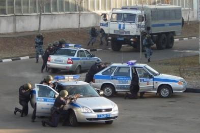 В Ейске пройдут учения полиции