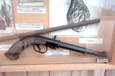 Знакомьтесь, Ейский районный музей в станице Ясенская