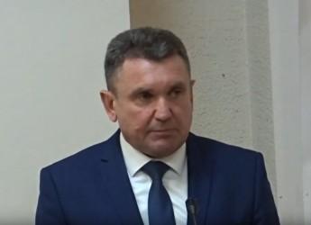 Речь Виктора Ляхова на внеочередной сессии райсовета