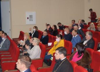 Глава Ейского района выступил на отчете  о результатах деятельности главы и администрации Ейска