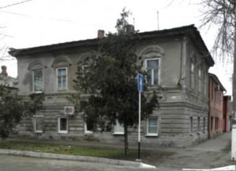 Исторические здания Ейска. Дом доходный, ул.К.Маркса, 94