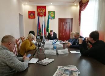 Глава района озвучил планируемые изменения в структуре администрации