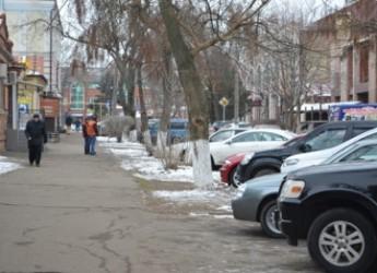 О новых платных парковочных местах в Ейске