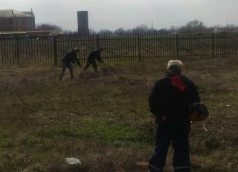 В СОШ №23 с .Воронцовка состоялся «День отцов»