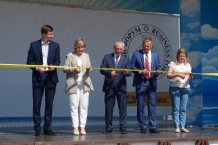 Сергей Белан выступил на открытии VII Международного делового форума российских производственных компаний и поставщиков автокомпонентов