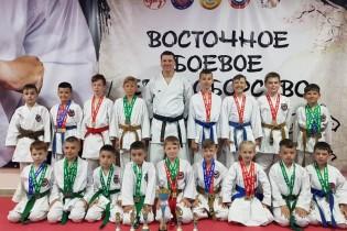 Кубок за третье место в общекомандном зачете, 8 золотых, 7 серебряных и 20 бронзовых медалей добавили ейчане в копилку достижений