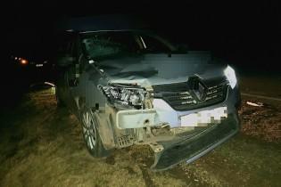 2 января водитель  на трассе в Ейском районе насмерть сбил пешехода