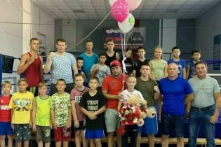 Территория Зала бокса им.В.П.Ейкина будет отремонтирована до 31 октября
