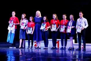 Студенты Ейского полипрофильного колледжа стали победителями и призерами V Открытого  чемпионата «Молодые профессионалы» WorldSkills Russia