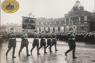 Ейчане - участники исторического Парада Победителей