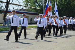859 Центру боевого применения и переучивания летного состава морской авиации ВМФ России, дислоцирующегося в г.Ейске, исполнилось 40 лет