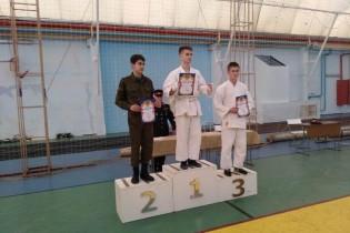 Ейские кадеты дважды победили в третьем этапе краевой спартакиады