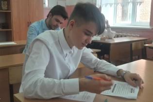 Без малого 800 ейчан приняли участие во Всероссийском Экологическом диктанте