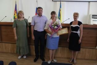 За вклад в развитие системы социального партнёрства глава района  наградил представителей работодателей и трудовых коллективов