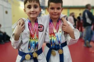 Спортсмены СШ «Рассвет» завоевали 29 медалей разного достоинства в первенстве Краснодара