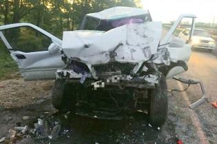 Водитель не выдержал безопасную дистанцию и совершил ДТП