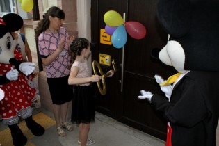 Сегодня в Ейске после капитального ремонта открылась детская библиотека