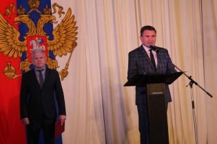 В районном Доме Офицеров прошло торжественное мероприятие, посвященное 25-летию избирательной системы Краснодарского края