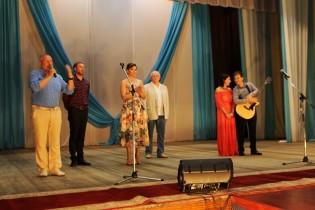 В СДК ст. Копанской прошёл творческий вечер с артистами российского кинофестиваля «Провинциальная Россия»