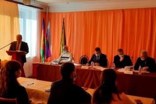 Открытая  сессия Совета Красноармейского сельского поселения