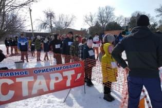 В с. Кухаривка 21 февраля состоялся Чемпионат и Первенство Ейского района по спортивному ориентированию