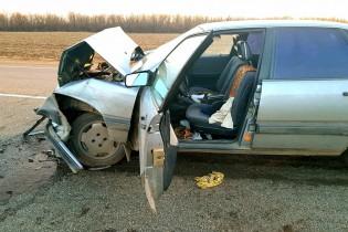 Три человека пострадали при ДТП в Ейском районе