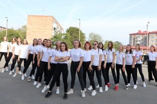 Ейский полипрофильный колледж: Посвящение первокурсников в студенты