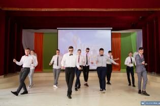 Ейский полипрофильный колледж: праздничный концерт к Международному женскому дню