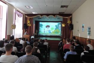 День инвалидов провели в специальной коррекционной  школе №8
